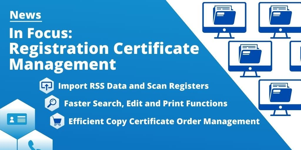 The benefits of using RAFTS For Registration (Registration Certificate Management solutions)
